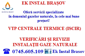 EK Instal Brasov