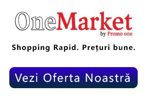 OneMarket - Cumpărături rapide la prețuri mici